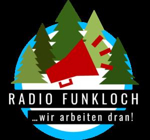 Radio Funkloch ...wir arbeiten dran! Logo
